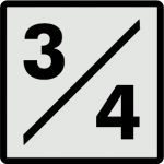 3/4 Anos
