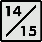 14/15 Anos