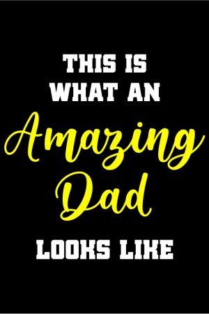 Amazing Dad
