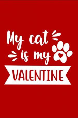 My Cat is My Valentine