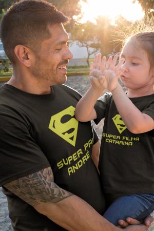 Conjunto – Super Pai