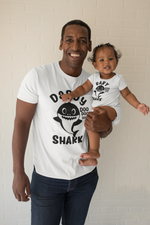 Conjunto – Daddy Shark